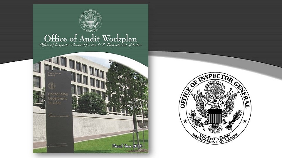 Cover of Audit Workplan