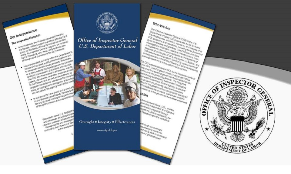 New OIG Brochure
