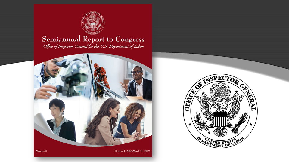 Cover of Semiannual Report Volume 81